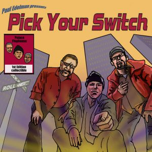 Pick Your Switch | Jangling Sparrows